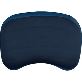 Sea to Summit Aeros Premium Coussin L, navy blue